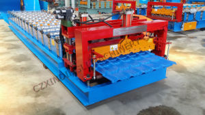 Big Wave Corrugated Roofing Sheet Making Roll Forming Machine pictures & photos