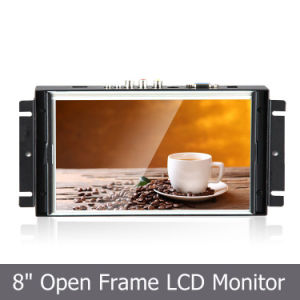 "8"" Open Frame Industrial Touch Monitor for Medical/POS Application pictures & photos"
