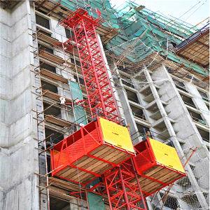 Construction Elevator Sc200/200 Construstion Hoist pictures & photos