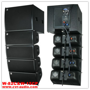 Disco/Conference Active Line Array Speaker pictures & photos