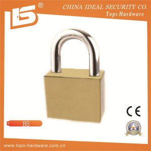 Iron Padlock Steel Padlock Padlock (BS) pictures & photos
