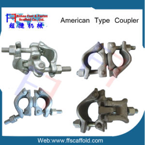 48.3mm Scaffold Forged Swivel Scaffolding Coupler pictures & photos