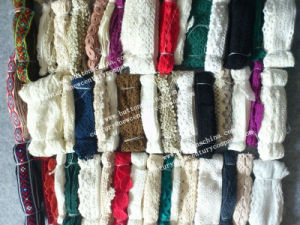001 New Style Cotton Crochet Lace for Garment pictures & photos