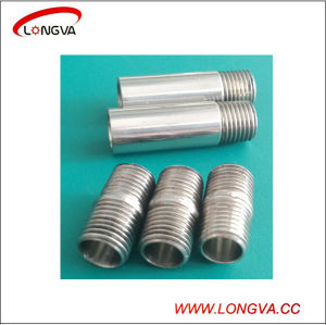 Stainless Steel Pipe Fitting Male Female Threaded Nipple pictures & photos