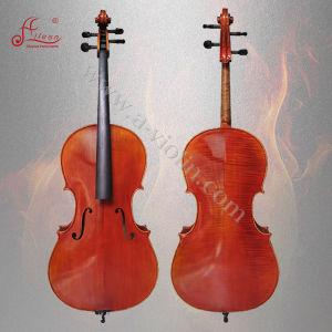 Carbon Fibre Tailpiece Student Cello (ACL-361N) pictures & photos