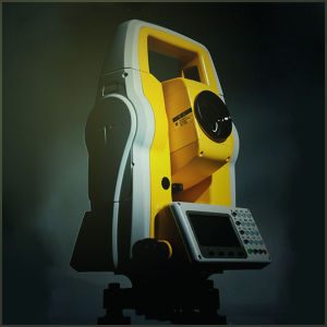 Absolute Encoding Distance Measuring Total Station Geodetic Survey Instrument pictures & photos