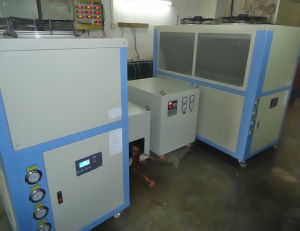 Super Audio Induction Heating Machine (100KW) with Air Cool Industial Machine pictures & photos