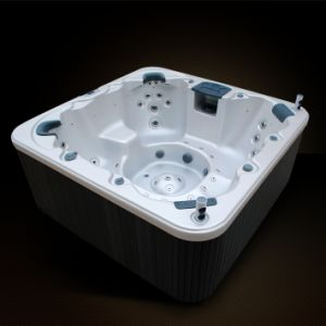 Acrylic White Spearl Shell Wholescale Hot Tub pictures & photos
