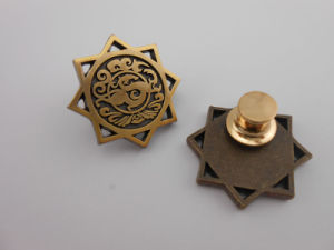 Military Badge, Metal Cop Badge, Security Badge (GZHY-KA-021) pictures & photos
