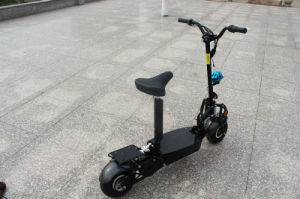 Patent Foldable Max Range: 40km Folding Mini Electric Scooter with Removable Seat pictures & photos