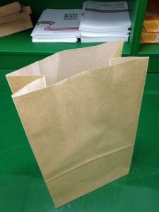 2 Layers Paper Bag Making Machine pictures & photos
