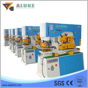 Combined Punch and Shear Machine for Metal Material pictures & photos