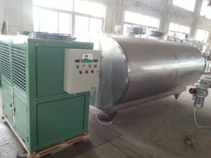Stainless Steel 5000L Milk Storage Tank pictures & photos