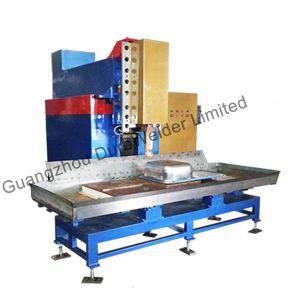 Full Automatic Kitchen Sink Robotic Seam Welding Machine pictures & photos