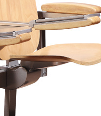 School Classroom Student Desk and Chair pictures & photos
