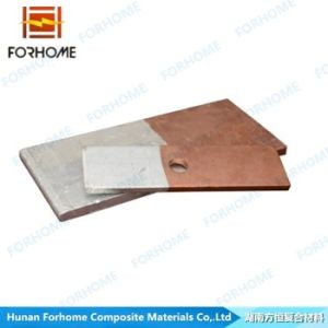 Copper Aluminium Explosive Clad Electrode/Conductive/Electronic Bar pictures & photos