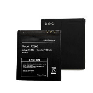 Factory Price Mobile Phone Li-ion Battery for Bmobile Ax600 pictures & photos