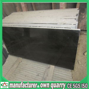 Cheap Price Indian Absolute Black Granite pictures & photos