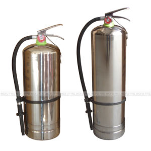 9LTR Water/Foam Stainless Steel Fire Extinguisher pictures & photos
