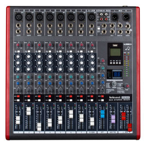 Professional Audio 8 Channels LED Mixer pictures & photos