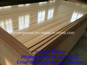 High Glossy Texture Like Mirror Melamine MDF Board pictures & photos