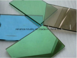 4-6mm EUR-Bronze Reflective Glass with Ce/ISO Certificates pictures & photos