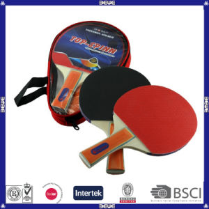 Cheap Price OEM Made in China Cheap Price Table Tennis Racket Rubber pictures & photos
