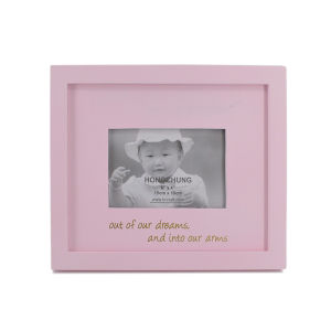 Cute Baby Wooden Picture Photo Frame for Home Deco pictures & photos