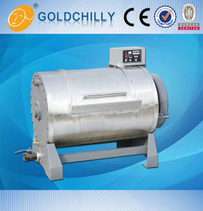 Industrial 10 Kg~300 Kg Automatic Horizontal Washing Dewatering Machine pictures & photos