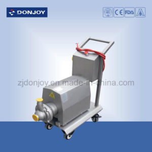 Mobile Self-Priming Pump CIP Pump pictures & photos