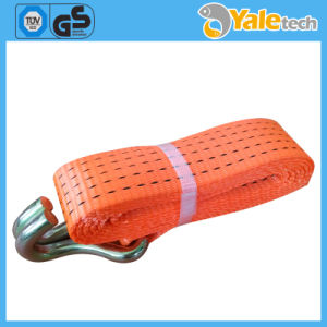 Lashing Band Rope Tighteners, Hook and Loop Strap with Buckle pictures & photos