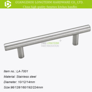 Hot Sale T Bar Pull Stainless Steel Cabinet Handles pictures & photos