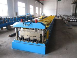 Glazed Roofing Sheet and Ibr Sheet Cold Roll Forming Machine pictures & photos