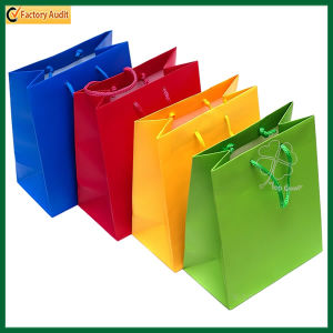 Fashion Packaging Handbags Paper Shopping Bag (TP-PRB003) pictures & photos