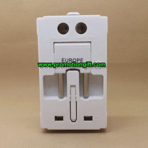 933L World USB Travel Plug Adaptor pictures & photos