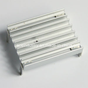Heatsink with Anodized Finish, Made of Aluminum Alloy pictures & photos