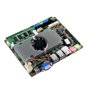 with High Powered Intel Onboard 1333MHz DDR3 Memory Atom Processor Motherboard pictures & photos