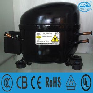 Refrigeration R600A Compressor Wq142yg for Refrigerator pictures & photos