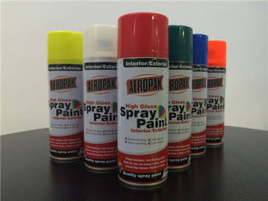 Gloss Shine Metallic Spray Paint pictures & photos