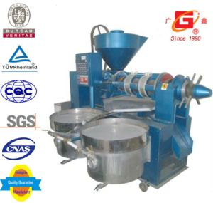 Guangxin Top Sale Peanut Oil Making Machine with Oil Fitler Yzyx130wz pictures & photos