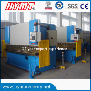 WC67Y-63X3200 Hydraulic Steel Plate Bending Machine/Hydraulic Press Brake pictures & photos