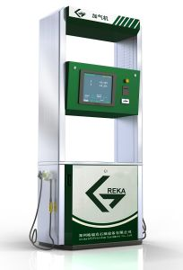 Greka Intelligent CNG Dispenser for Compressed Natural Gas