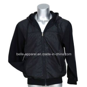 100% Polyester Men′s Windproof Jacket pictures & photos