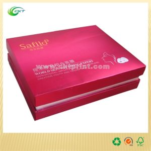 Color Gift Box with UV with Lamination (CKT-CB-438)