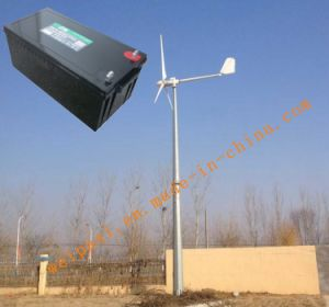 10kw Wind Power Generator System for Home or Farm Use Off-grid system GEL BATTERY 12V200AH pictures & photos