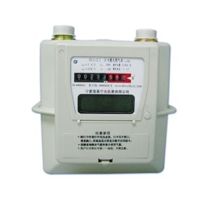 IC Card Volumetric Pricing Gas Meter