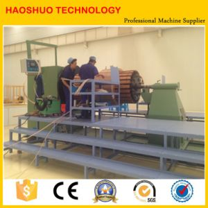Horizontal Automatic Transformer Wire Coil Winding Machine pictures & photos