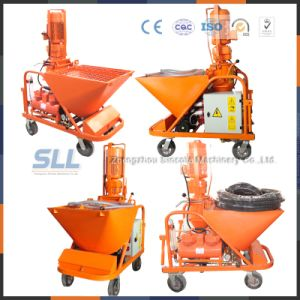 China Hot Selling Dry-Mixed Mortar Spray Machine pictures & photos