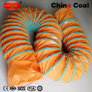 PVC Mining Ventilation Air Ducts for Tunnel pictures & photos