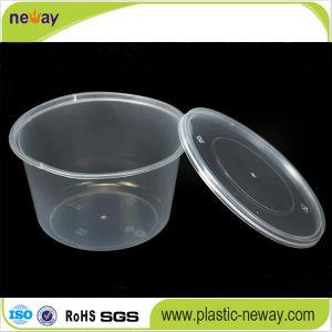 Microwaveable Plastic Disposable Lunch Box pictures & photos